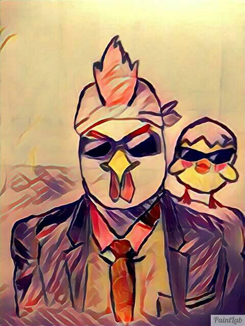 チキンマン・F