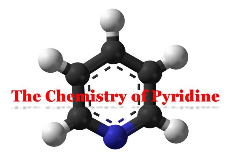ピリジンの塩基性や沸点から天然物・生合成や有機合成まで
