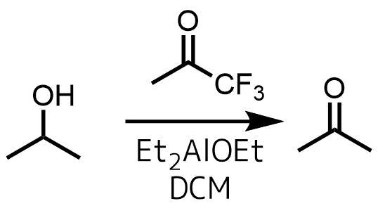新しいオッペナウアー酸化