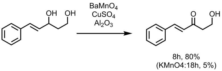 BaMnO4酸化の例