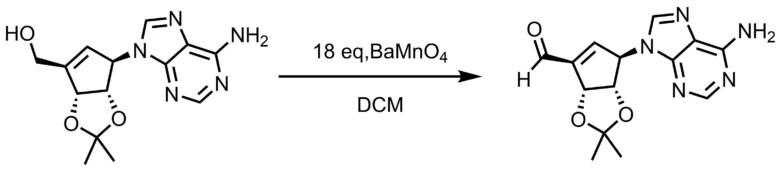 BaMnO4反応例