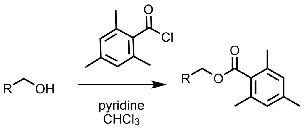 2,4,6-トリメチルベンゾイルクロリド基