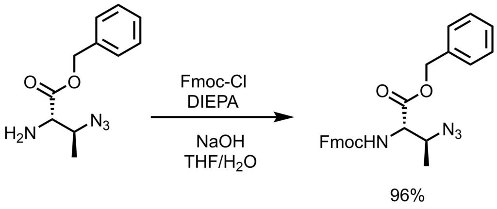 Fmoc保護例2