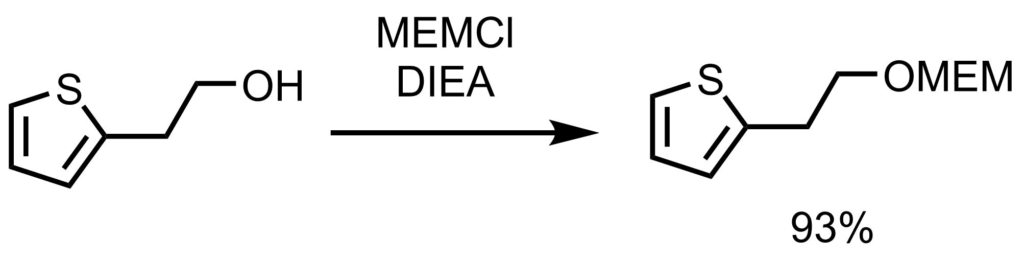 MEM保護反応例1