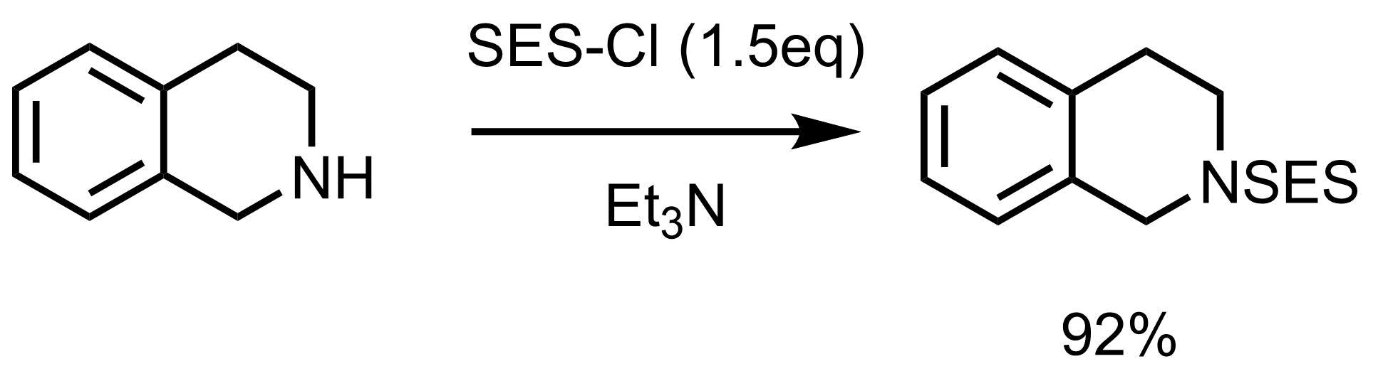 SES反応例2