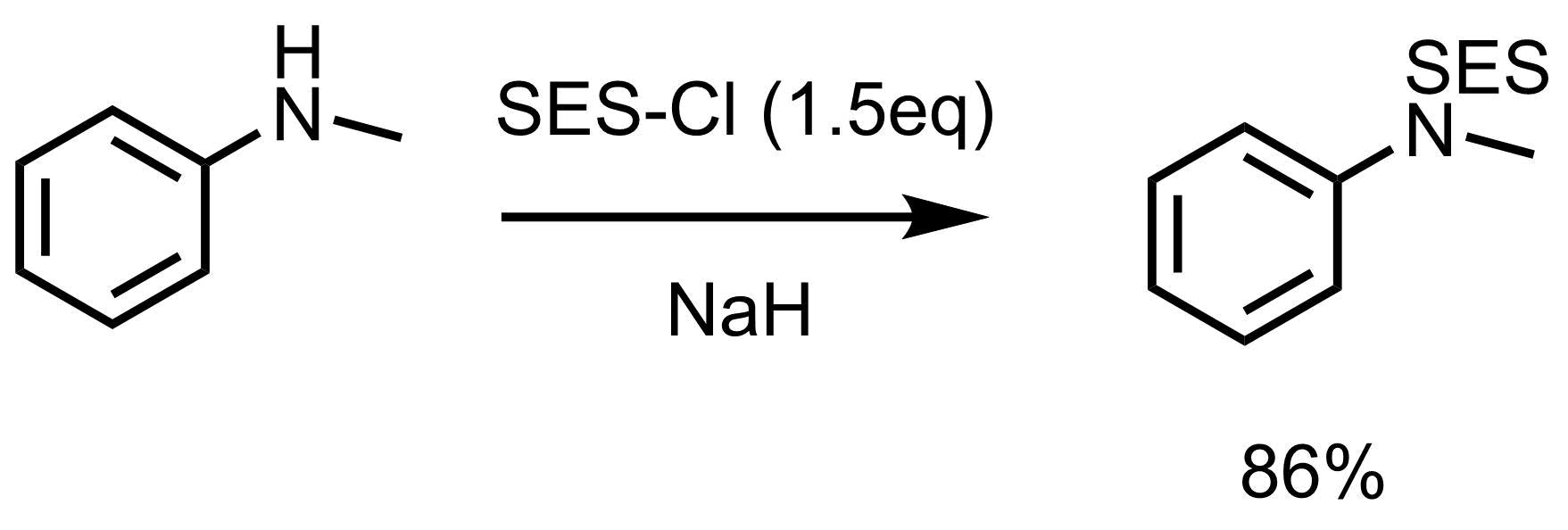 SES反応例3