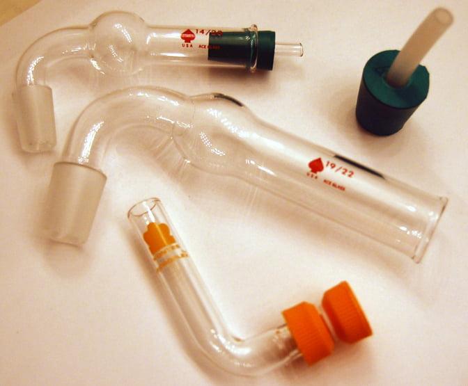 塩化カルシウム管