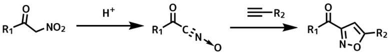 イソイソオキサゾールの合成