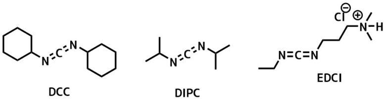 カルボジイミド縮合剤一覧