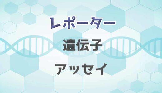 レポーター遺伝子アッセイとは?原理と種類をわかりやすく解説!