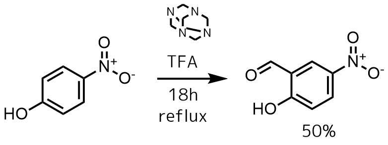 ダフ反応の例1