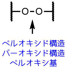 ペルオキシド構造