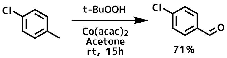 メチルの酸化Co触媒cdx