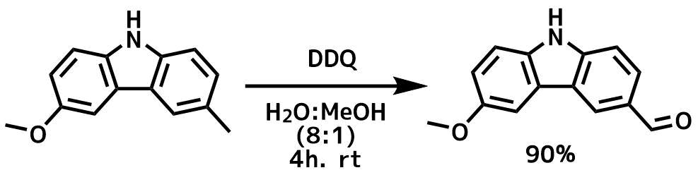 メチルの酸化DDQ
