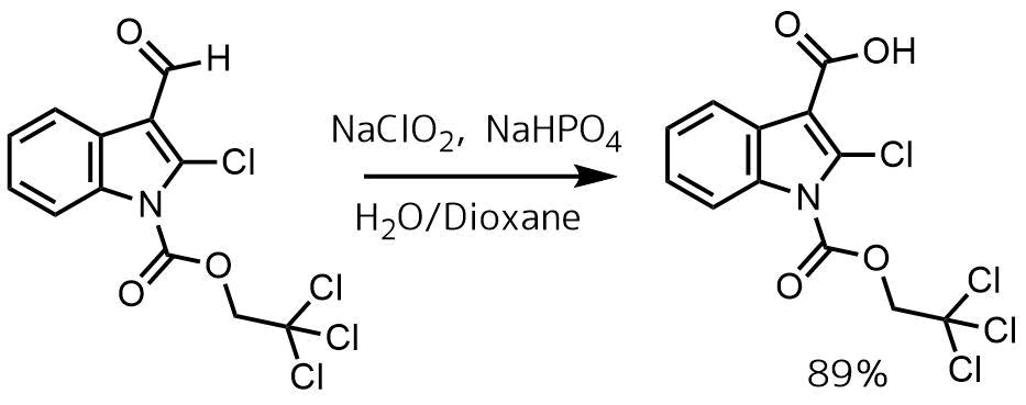 亜塩素酸ナトリウム酸化例1