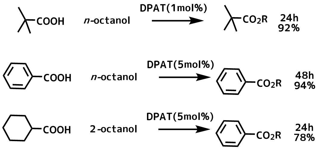DPATを使った反応例1