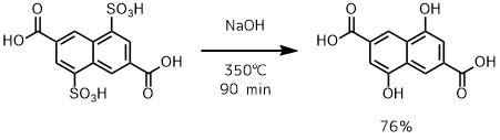 スルホン酸のアルカリ融解