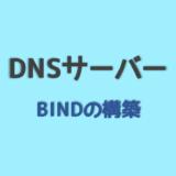 DNSサーバーの構築