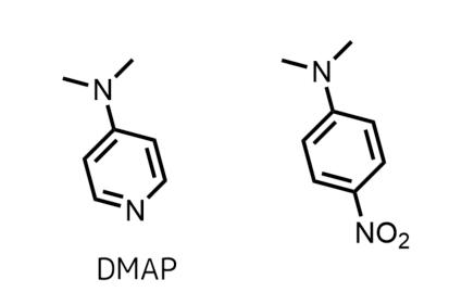 NMR積分値の例の化合物