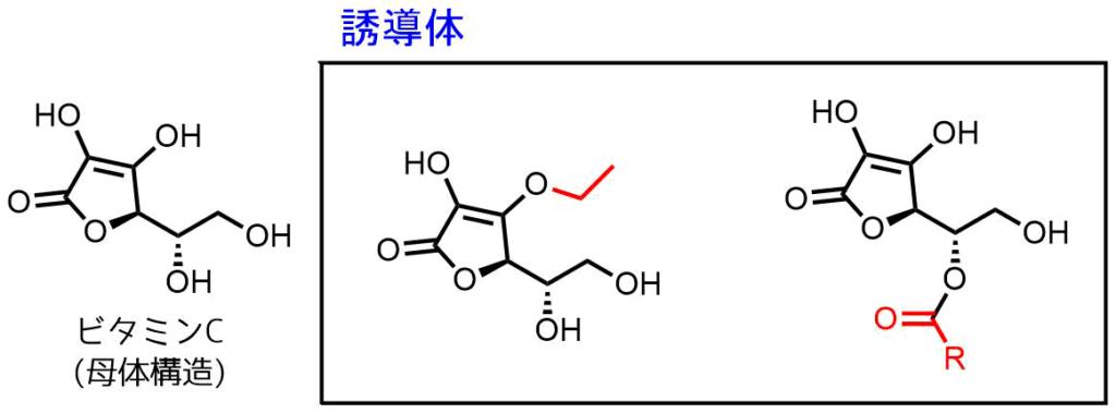 ビタミンCの誘導体
