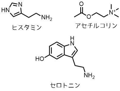 ハチ毒成分