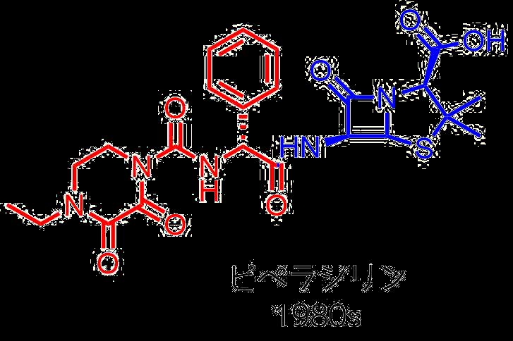 ピペラシリン