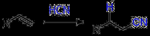 hydrocyanation
